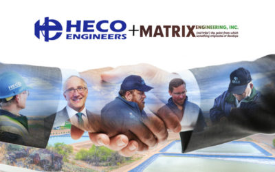 Matrix Engineering merges with HECO Engineers